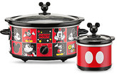Disney Mickey Mouse Slow Cooker with Dipper