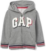 Gap Shadow logo zip hoodie