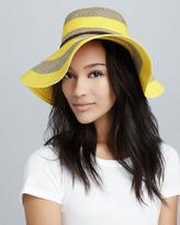 Deep Shade Hat, Pinapple