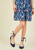 ModCloth Choreographed Classic Flat in 7.5