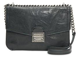 Frye Ella Medium Leather Crossbody