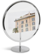 Umbra 13 x 18cm Chrome Infinity Photo Frame