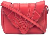 Elena Ghisellini envelope shoulder bag