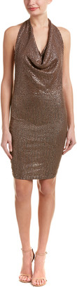 Love Sam Sequin Sheath Dress
