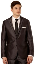 Red Herring Red Line Big And Tall Blue Tailored Suit Jacket