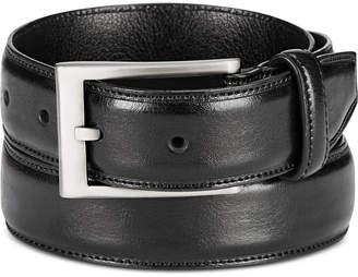 Alfani Men Embossed Faux-Leather Belt, s