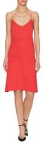 Chanel Rib Waist Sleeveless Dress