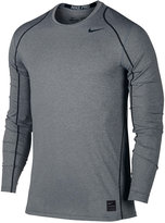Nike Men's Pro Cool Dri-FIT Fitted Long-Sleeve Shirt