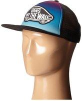 Vans Off The Wall Women's Beach Girl Trucker Hat Cap
