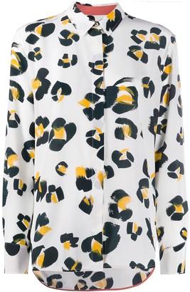 Paul Smith Leopard Spot Shirt