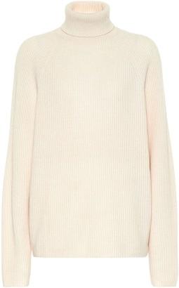 Gabriela Hearst Wigman cashmere turtleneck sweater