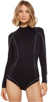 O'Neill Ava Long Sleeve One-Piece Swimsuit Women's Swimsuits One Piece