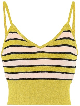Baum und Pferdgarten Cortessa striped knit tank top