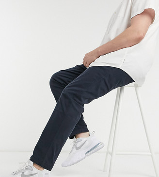 Levi's Big & Tall XX regular tapered-fit chinos in navy