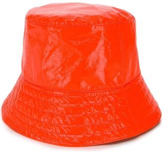 Manokhi Vinyl Bucket Hat