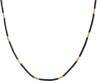 Gurhan Short Jet Necklace