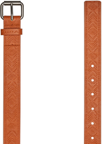 Rusty Babylon Belt Brown