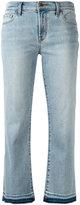 J Brand cropped jeans - women - Cotton/Polyurethane - 30