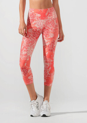 Lorna Jane Oriental Blossom 7/8 Tight