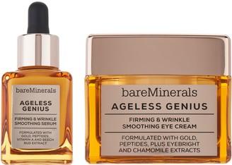 bareMinerals Ageless Genius Wrinkle Serum and Eye Cream Duo