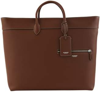 Burberry Grainy Leather Holdall