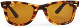 Ray-Ban Wayfarer Sunglasses Large RB2140 1187 Havana Tortoise Shell