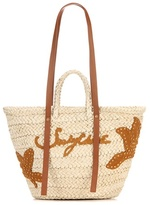 See by Chloe Raffia tote bag