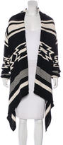 Lauren Ralph Lauren Geometric Patterned Knit Cardigan w/ Tags