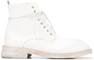 Marsèll Burraccia lace-up ankle boots