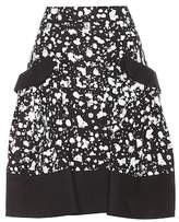 Carolina Herrera Printed cotton skirt