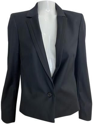 Cartier Black Wool Jacket for Women Vintage