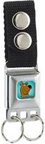 Scooby-Doo Scooby- Doo Face Buckle Keychain