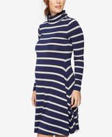 A Pea in the Pod Maternity Striped Shift Dress