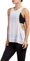 Zobha Twisted Back Tank Top
