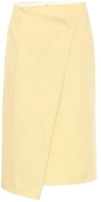 Joseph Denny Uniform cotton skirt