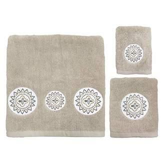 Allure Home Creations Medallion Towel Set