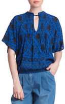 Plenty by Tracy Reese Printed Blouson Top