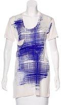 Libertine Checkered Short Sleeve T-Shirt w/ Tags