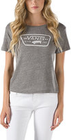 Vans Authentic Water Trap T-Shirt