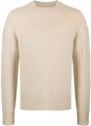 Extreme Cashmere cashmere long-sleeved jumper