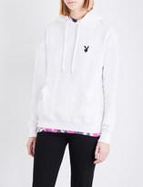 Joyrich Playboy cotton-jersey hoody