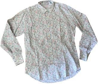 Cacharel White Cotton Tops