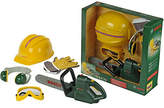 Bosch Toy Chainsaw, Helmet and Accessories