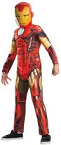 Iron Man Marvel Avengers Assemble Deluxe Costume - Kids