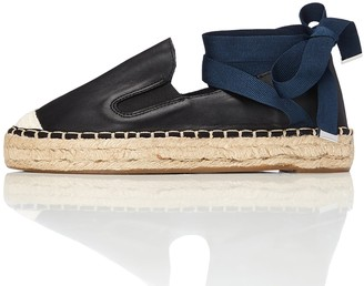 Find. Women's Espadrilles in Slip On Style with Ribbon Fastening