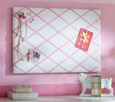Pottery Barn Kids Ribbon Pinboard - Pink