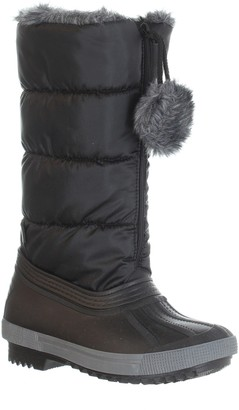 Pajar Fay Faux Fur Lined Quilted Waterproof Boot