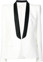 ZUHAIR MURAD structured smoking blazer