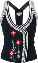 Temperley London Creek tailored waistcoat - women - Polyester - 6
