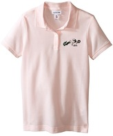 Lacoste Kids Peanuts Lucy Polo (Toddler/Little Kids/Big Kids)
